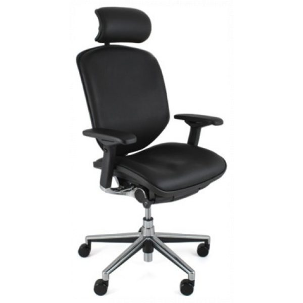Enjoy Elite – Leather Seat with Leather Back