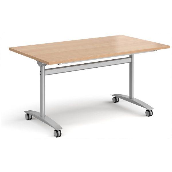 Rectangular Deluxe Fliptop Table
