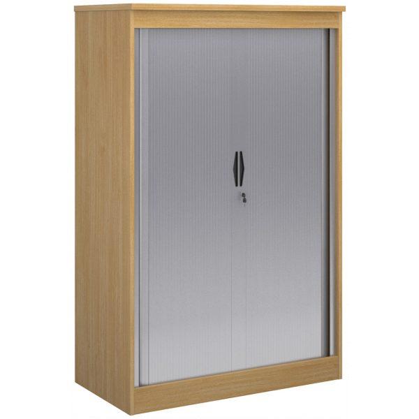 Tambour Door Cupboard