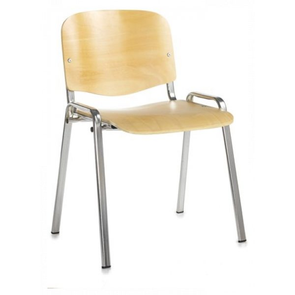 Club Wooden Chair